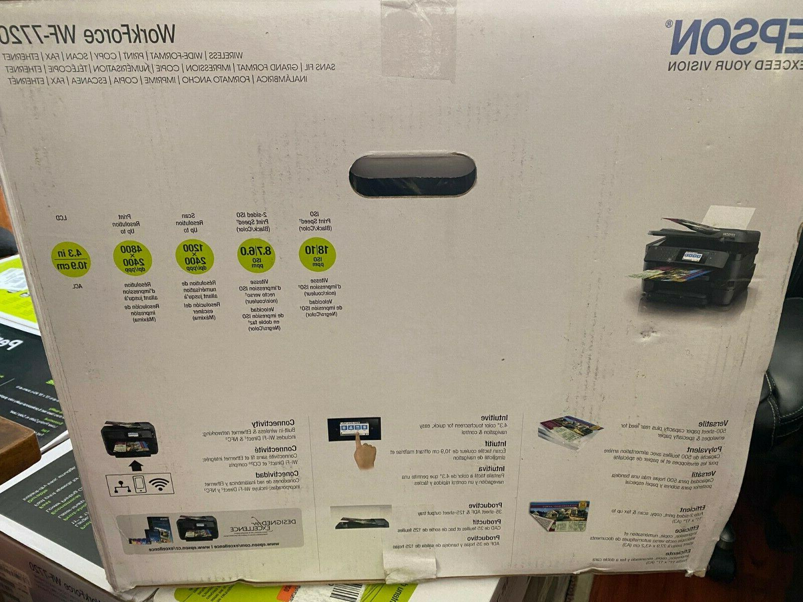WF-7720 All-In-One - Economy