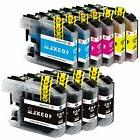 GPC Image 10 Pack Compatible Ink Cartridge Replacement for B