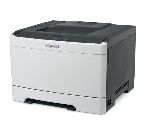 Lexmark CS310n Compact Laser Printer, and