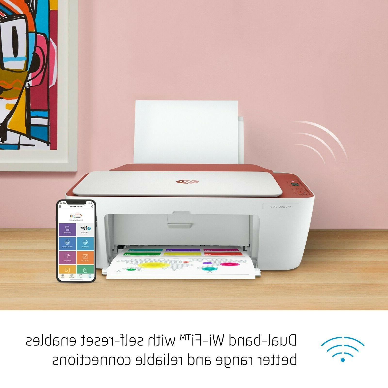 HP All One WiFi 6 Month Free Ink Terra