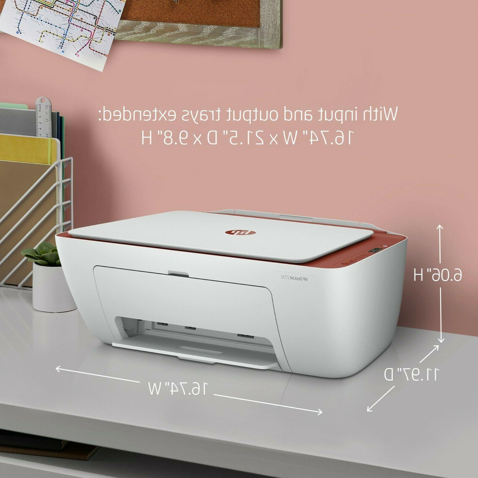 HP All In One WiFi 6 Month Free Ink