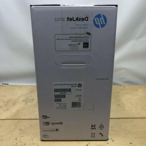 HP DeskJet 2752 Wireless All-in-One Color Instant