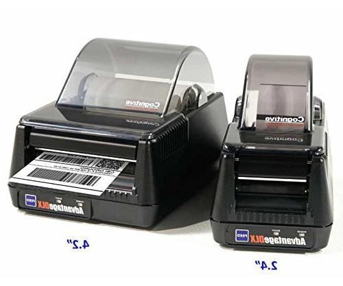 Cognitive DLXi, Direct thermal Printer, 4.2IN, 203 dpi, 8MB,