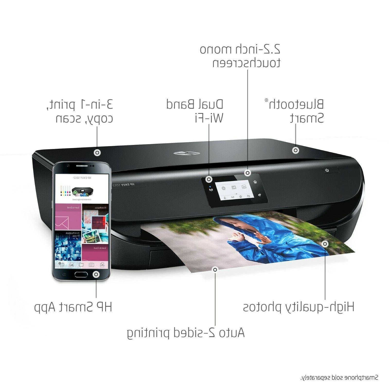 HP 5052 Inkjet Wireless Printer Scanner WiFi ✅✅