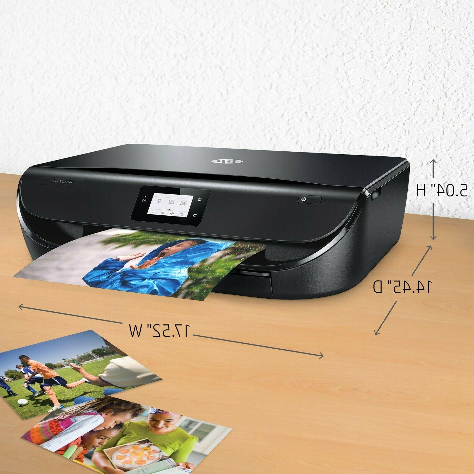 HP Inkjet Wireless Printer Copier Scanner ✅✅