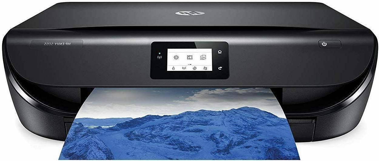 HP Envy 5055 Wireless All-in-One Photo Printer, HP Instant I