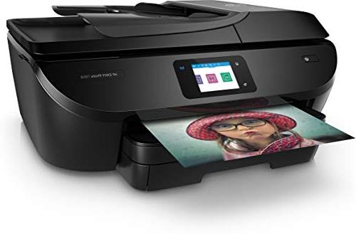 HP 7858 All-in-One Inkjet Printer