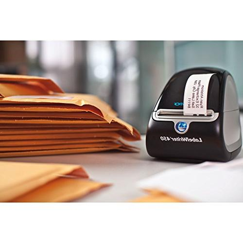 DYMO LabelWriter Bundle Printer with rolls of Shipping, File and Labels