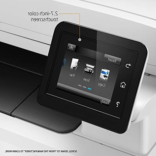 HP Pro M281fdw All in Wireless Color Printer, Dash Replenishment