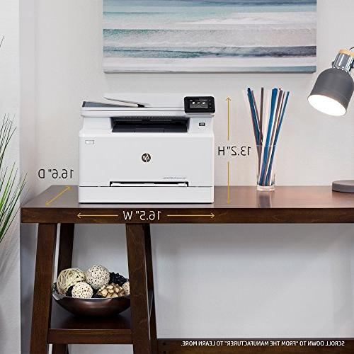 HP All in Color Printer, Amazon Dash Replenishment Ready