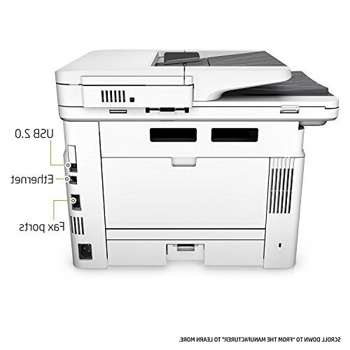 HP Multifunction Printer Built-in Ethernet & Printing, Ready
