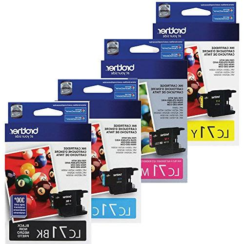 lc71 yield ink cartridge set