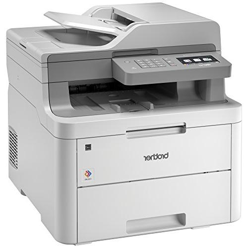 Brother Compact Color Laser Printer Quality with Wireless, Replenishment