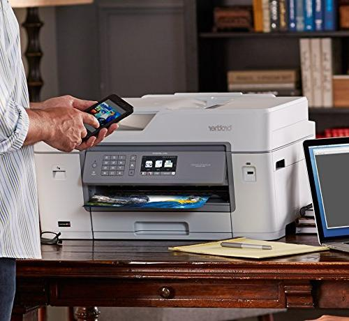 MFCJ6535DW Inkjet All-in-One Printer INKvestment Wireless, and Mobile