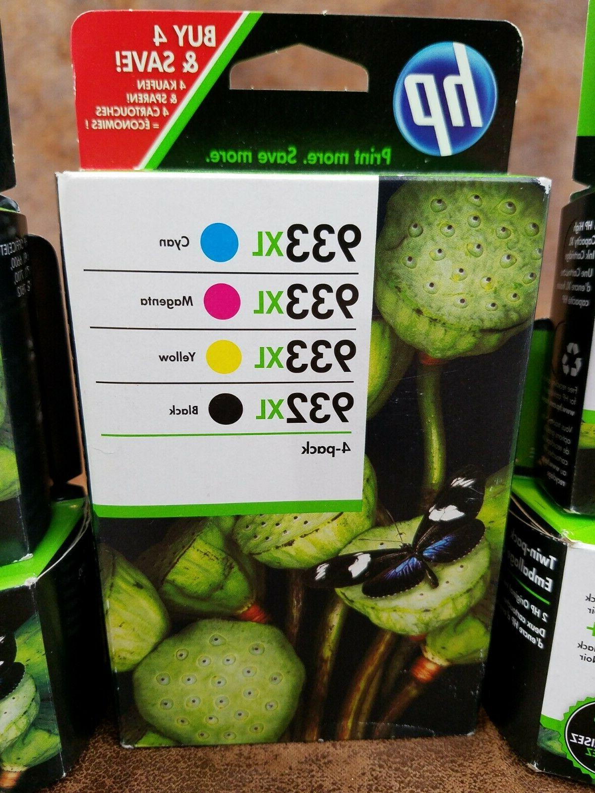 New HP Ink for 932 Cartridges