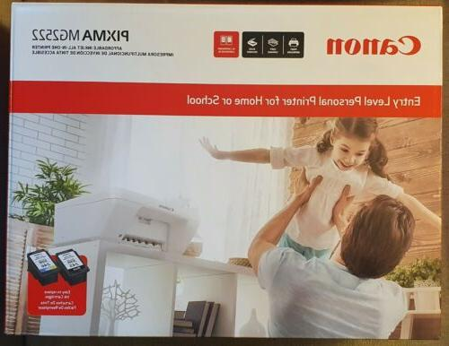 NEW Canon Wired Color Printer INK