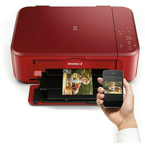 NEW! Wireless All-in-One Red
