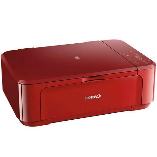 NEW! Canon PIXMA Wireless All-in-One Red