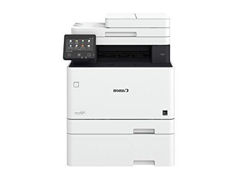 Color imageCLASS - Multifunction, Laser Printer