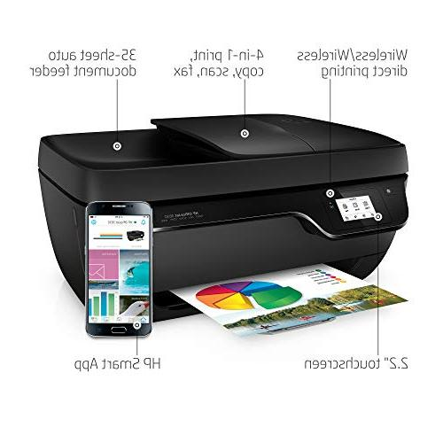 HP 3830 Wireless Printing, Instant & Amazon Dash ready