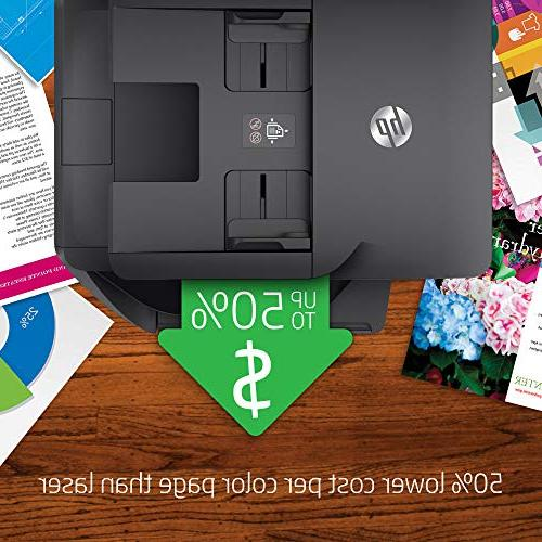 HP 6968 All-in-One with Mobile Printing, Instant Ink ready