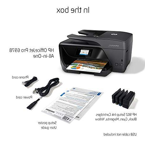 HP 6978 with Printing, Ink