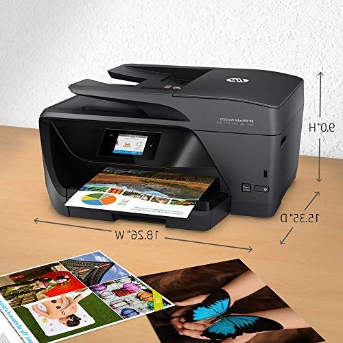 HP T0F29A#B1H 6978 Wireless with Mobile Printing, Ink Ready