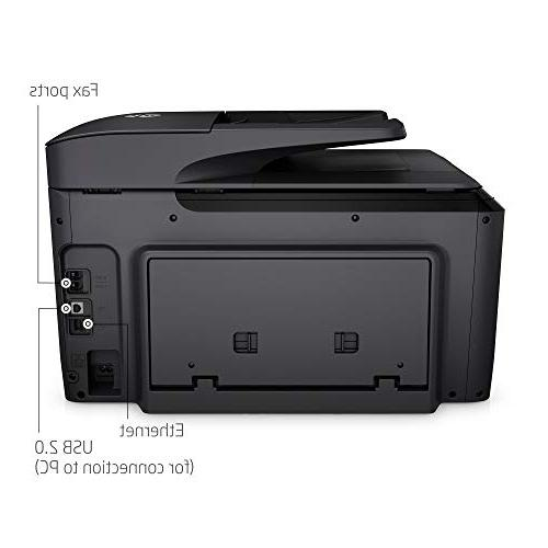 HP OfficeJet All-in-One Printer with ready