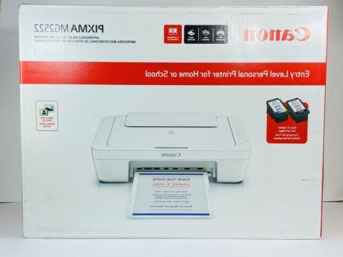 Canon Printer, Copier Color / Black Ink Included