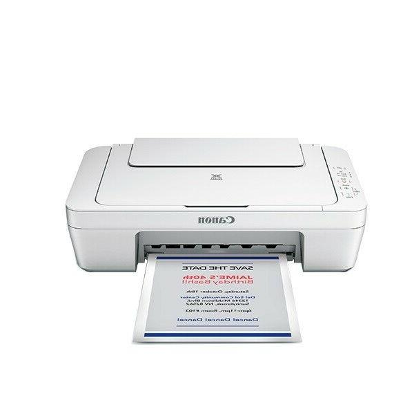 Canon Pixma MG2522 All-in-one Print Scan Copy Home Printer,