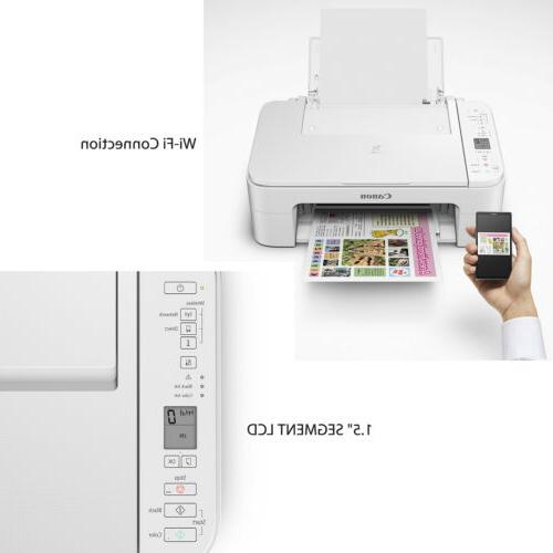 Canon TS3120 All-in-One Inkjet Tanks, USB