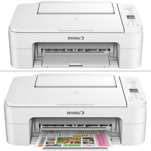 Canon PIXMA TS3120 All-in-One Inkjet Tanks, USB Cble
