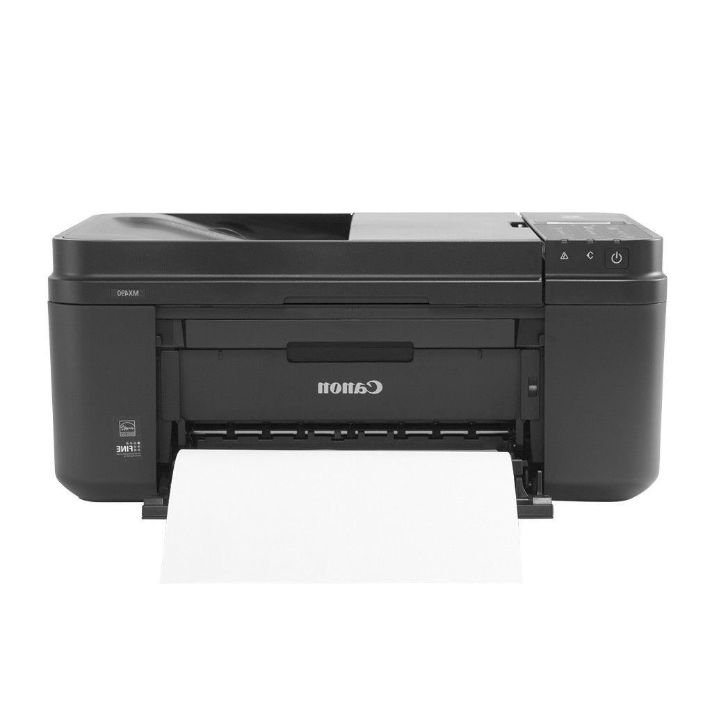 Canon PIXMA Wireless All-in-One Copier Scanner Fax,
