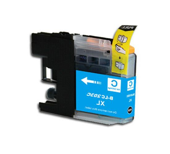 Printer Ink for Brother LC203XL MFC-J460DW MFC-J480DW