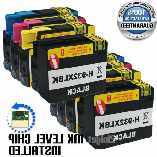printer ink cartridges for hp 932xl 933xl