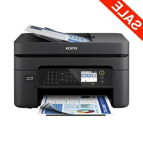 Epson WF-2830 Machine Scan All-In-One Wireless With