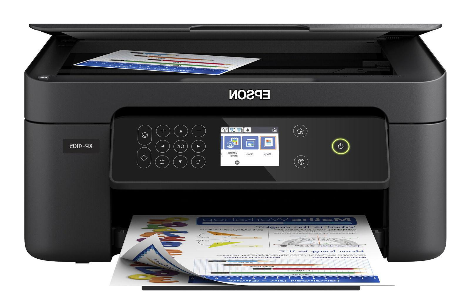 Epson Printer Machine Scanner Copier All-In-One Wireless Off