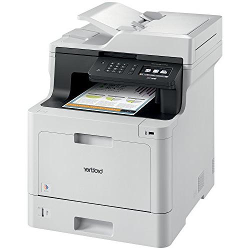 Brother Laser Multifunction MFC-L8610CDW, Duplex Printing, Printing and Replenishment Enabled