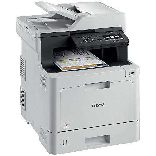 Brother Color Laser Printer, Multifunction MFC-L8610CDW, Duplex Printing, Mobile and Amazon Replenishment
