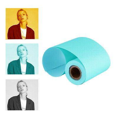 Thermal Paper Roll For Bluetooth Photo Printer 57mm 30mm Bar