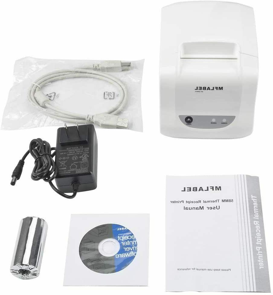 thermal receipt pos professional printer with usb