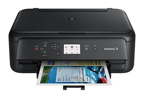 Canon Printer with Scanner Copier: Printing, with Google Cloud Black