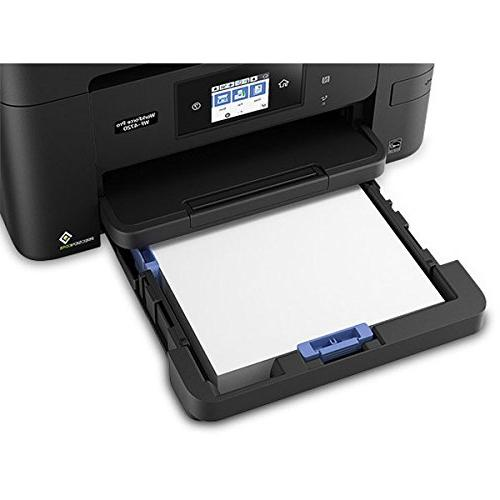 Wireless Color Printer, Wi-Fi Replenishment Enabled