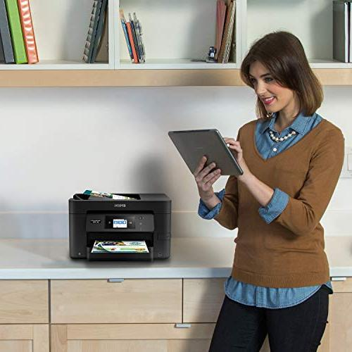 Epson Pro Wi-Fi Direct, Replenishment Enabled