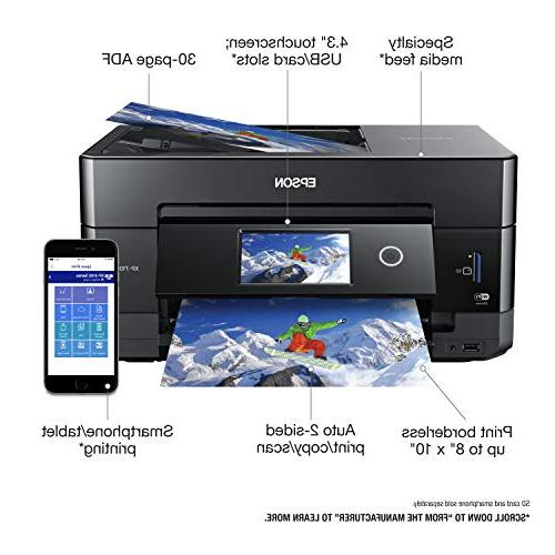 Epson XP-7100 Wireless Black