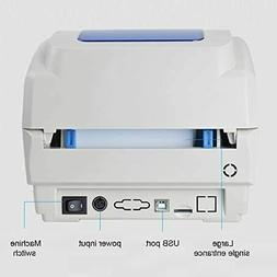 Label Printer Office Products Xprinter XP-460B USB Port Ther