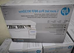 HP - LaserJet Pro MFP M130nw Wireless Black-and-White All-In