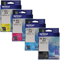 Brother MFC-J5920DW Super High Yield Ink Cartridge Set