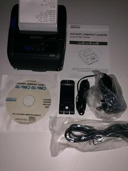 Citizen Mobile Printer CMP-30LWFU  WiFi & Bluetooth -  Bra