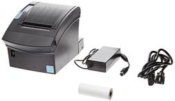 BIXOLON Monochrome Desktop Direct Thermal Receipt Printer wi